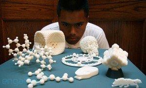 3D Printing for Educational Purposes